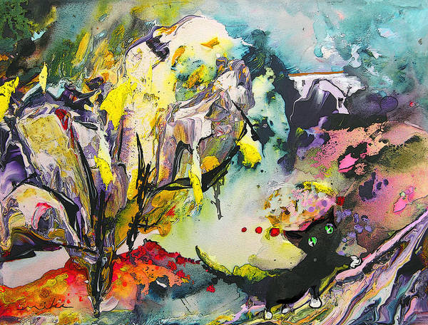 Painting - La Provence 19 by Miki De Goodaboom