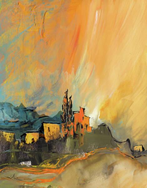 Painting - La Provence 25 by Miki De Goodaboom