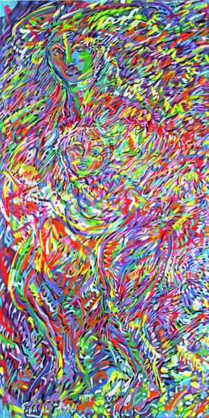 Ranchera Wall Art - Painting - La Regresa by Jimmy Longoria