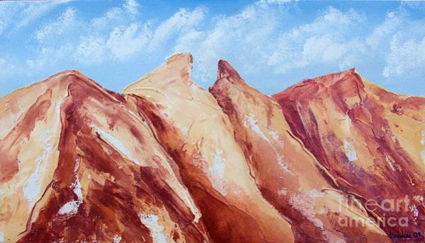 Painting - La Silla Six by Kandyce Waltensperger