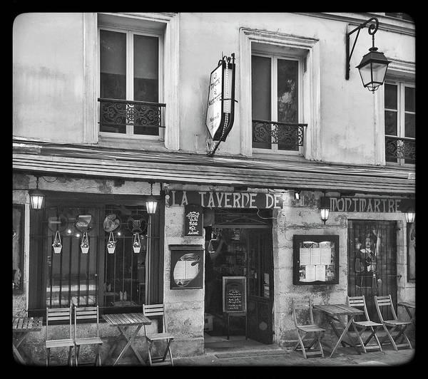 Photograph - La Taverne De Montmartre, Paris by Frank DiMarco