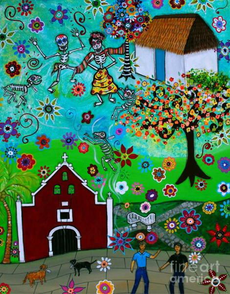 Painting - La Vida by Pristine Cartera Turkus