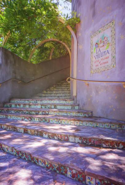 Wall Art - Photograph - La Villita San Antonio Texas by Joan Carroll
