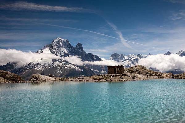 Photograph - Lac Blanc by Aivar Mikko