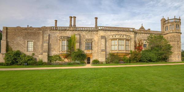 Photograph - Lacock Abbey 2 by Clare Bambers