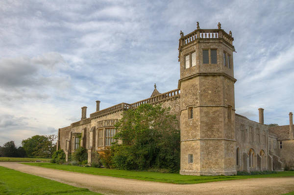 Photograph - Lacock Abbey by Clare Bambers