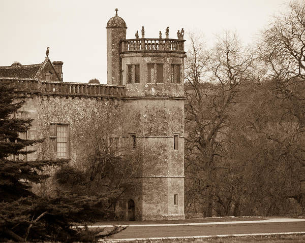 Photograph - Lacock Abbey Octagonal Tower by Clare Bambers