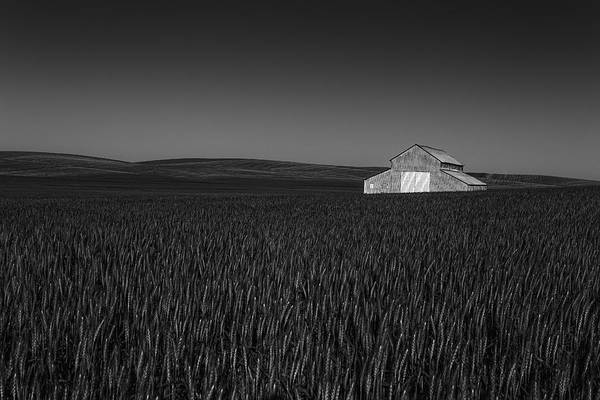 Photograph - Lacrosse Barn by Thomas Hall