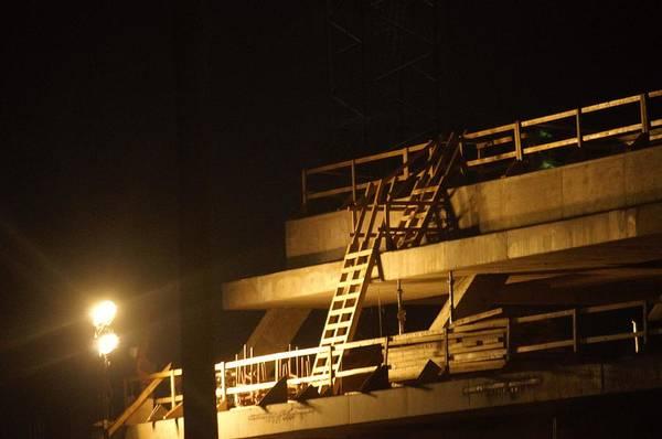 Photograph - Ladder by Buddy Scott