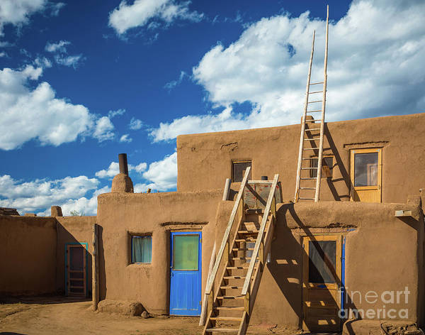 Photograph - Ladders To Heaven by Inge Johnsson