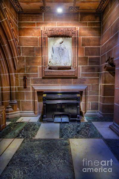Choral Wall Art - Photograph - Lady Chapel Organ by Ian Mitchell