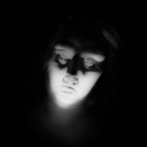 The Undead Photograph - Lady Ghost by Erin Cadigan