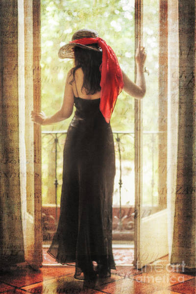 Photograph - Lady In Waiting by Alissa Beth Photography