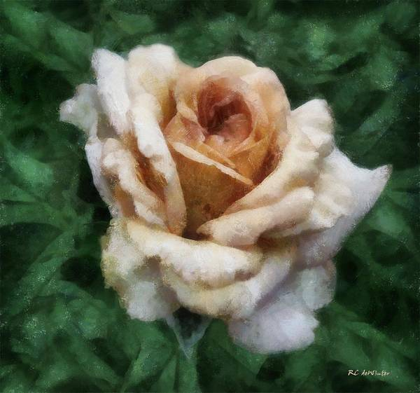 Painting - Lady Melba by RC DeWinter