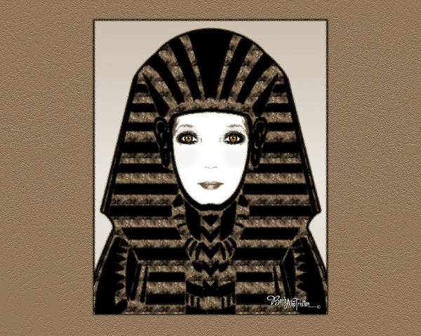 Photograph - Lady Pharaoh #176 by Barbara Tristan