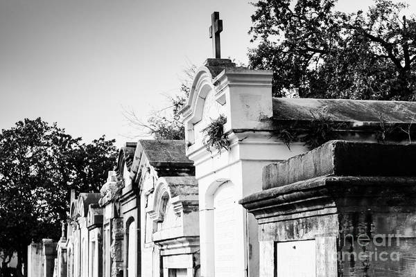 Photograph - Lafayette Cemetery New Orleans by Julia Rigler