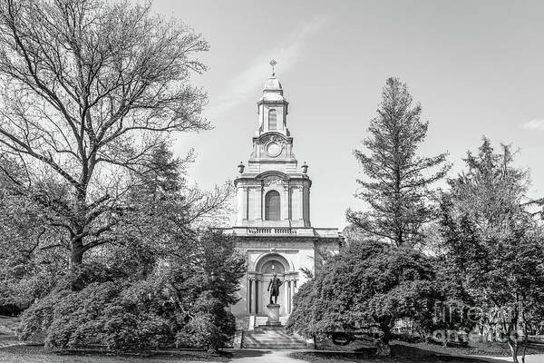 Photograph - Lafayette College Colton Chapel Horizontal by University Icons