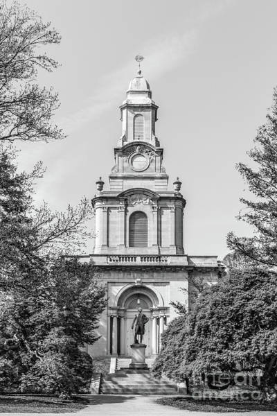 Photograph - Lafayette College Colton Chapel Vertical by University Icons