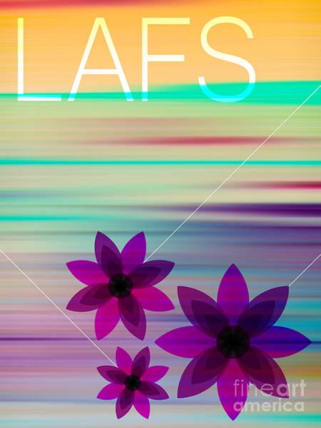 Purple Haze Digital Art - Lafs by Horacio Martinez
