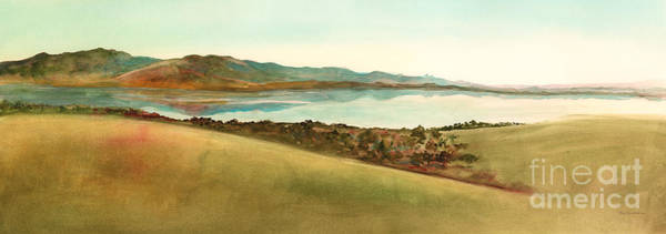 Painting - Lago Del Coghinas by Amy Kirkpatrick