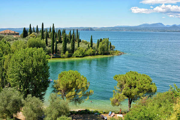 Northern Italy Photograph - Lago Di Garda by Joachim G Pinkawa