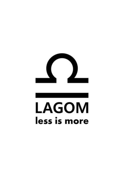 Digital Art - Lagom - Less Is More I by Richard Reeve