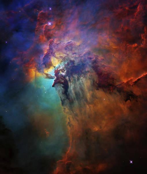 Wall Art - Photograph - Lagoon Nebula  by Ricky Barnard