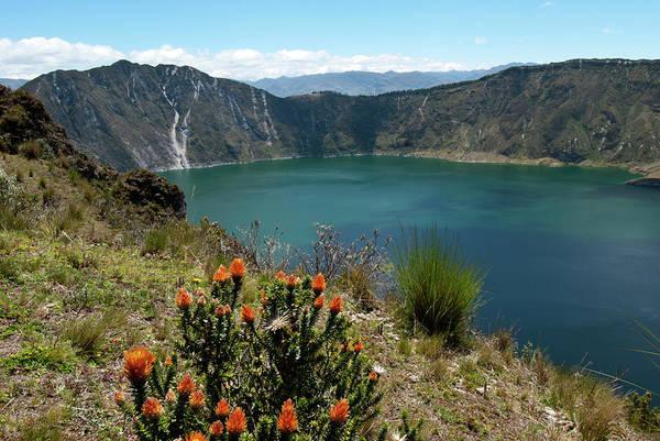 Photograph - Laguna De Quilotoa by Cascade Colors