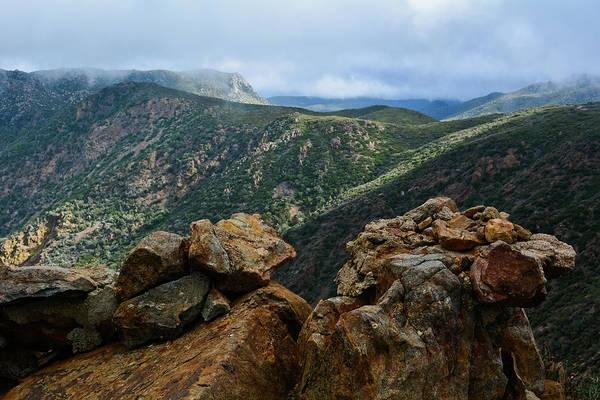 Photograph - Laguna Mountain Recreation Area by Kyle Hanson