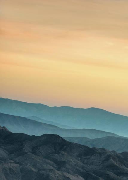 Laguna Mountains Photograph - Laguna Pastel by Joseph Smith