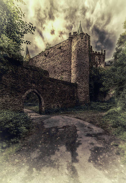 Wall Art - Photograph - Lahneck Castle by Hans Zimmer