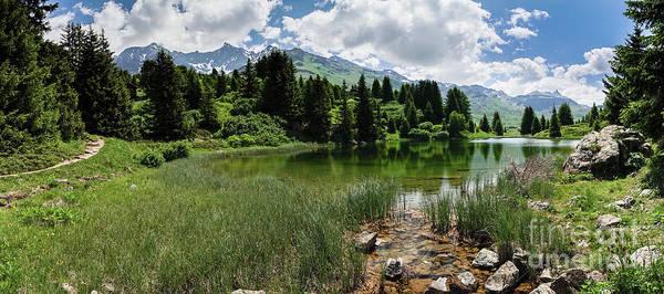 Swiss Alps Wall Art - Photograph - Lai Da Flix by DiFigiano Photography