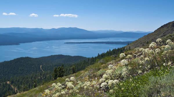 Photograph - Lake Almanor by Frank Lee Hawkins Eastern Sierra Gallery