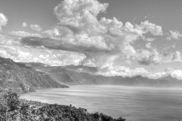 Photograph - Lake Atitlan Guatemala by Bill Hamilton
