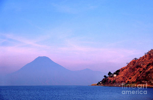 Photograph - Lake Atitlan Guatemala Highlands by Thomas R Fletcher