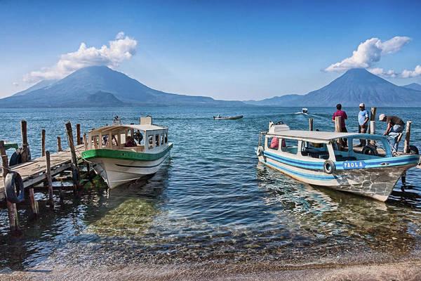 Photograph - Lake Atitlan Guatemala by Tatiana Travelways