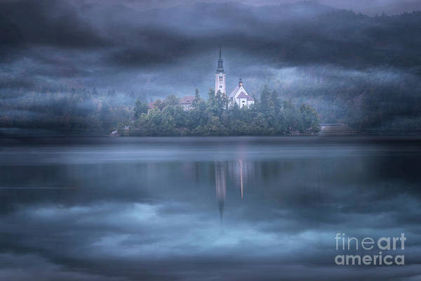 Wall Art - Photograph - Lake Bled, Slovenia by Juli Scalzi