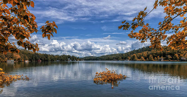 Photograph - Lake Burton by Bernd Laeschke