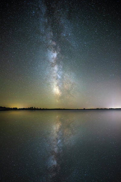 Photograph - Lake Cavour by Aaron J Groen