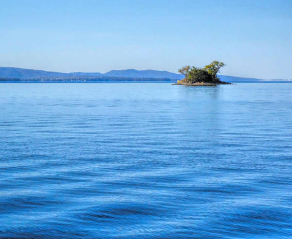 Photograph - Lake Champlain by Dan Sproul