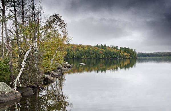 Wall Art - Photograph - Lake Colby In The Adirondack Mountains - New York by Brendan Reals