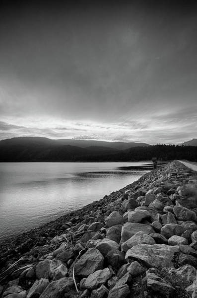 Photograph - Lake Como Montana  by David Disponett