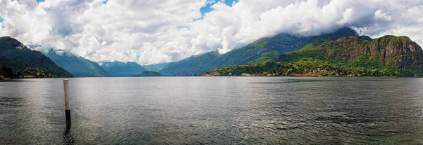 Wall Art - Photograph - Lake Como View At Bellagio by Joan Carroll