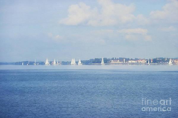 Photograph - Lake Constance by Jutta Maria Pusl