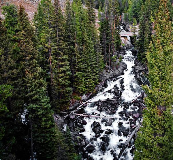Photograph - Lake Creek Falls by Alex Galkin
