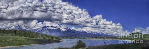 Photograph - Lake Dillon by Bitter Buffalo Photography