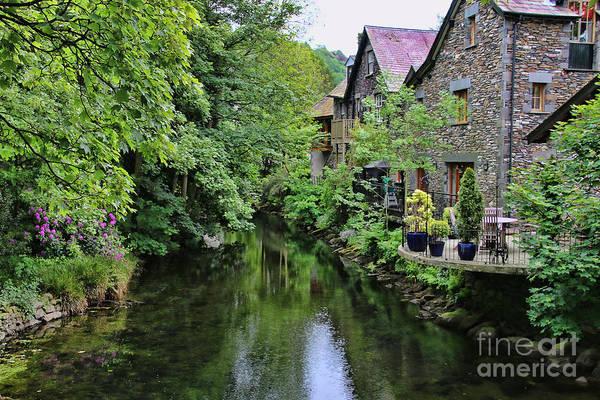 Wall Art - Photograph - Lake District England  6715 by Jack Schultz