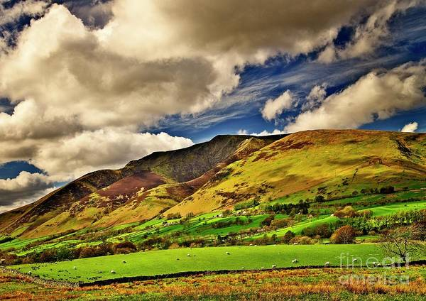 Photograph - Lake District Fells And Blencathra by Martyn Arnold