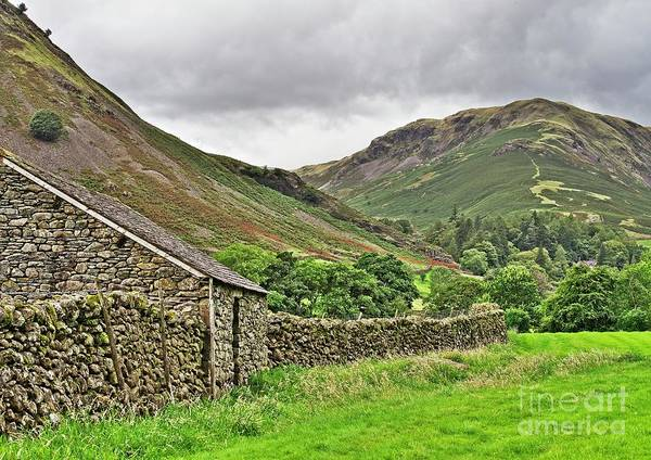 Photograph - Lake District Fells Near Grasmere by Martyn Arnold