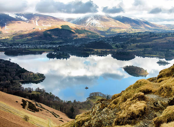 Photograph - Lake District by William Beuther